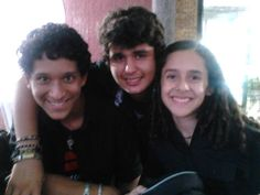 Leo + Khalwin + Andrea