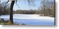 #Snow #Covered Acrylic Print By Bonfire #Photography