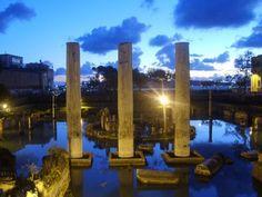 A #Pozzuoli non potrai non rimanere stupito dalle antichità romane e dal 4G di Vodafone http://voda.it/4g-estate #EstateSmart #itinerari4g