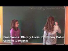Clara y Lucía. Fracciones