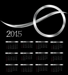 calendar 2015 vector - Free Large Images