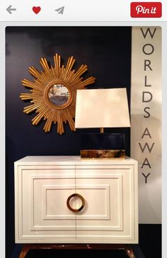 Lisa Mende for style spotted the Bernard white lacquer 2 Door Cabinet from #WorldsAway! LisaMendeDesign #stylespotters #hpmkt pic.twitter.com/fw6OvfXPdE