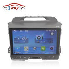 "Free Shipping 9"" Android 6.0.1 Car DVD video Player For KIA SPORTAGE R 2010 2011 car GPS Navigation Bluetooth,Radio,wifi,DVR"