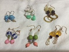 Earring Awesomeness!! AND...40% of orders over $20 will be donated to Autism Awareness!