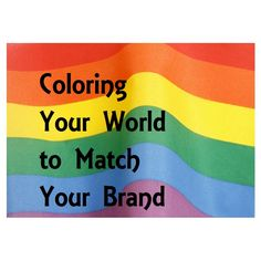 Color Differentiation and Branding