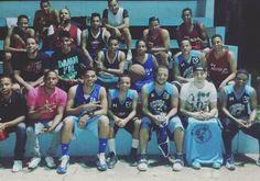 > #JaraguaClub en Santo Domingo todos los domingos a partir de las 4pm en la Cancha Eugenio de Invivienda