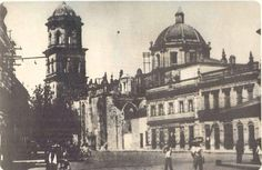 Iglesia de San Francisco en toda su grandeza y esplendor, Guadalajara, Jalisco