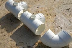 For those who like do it yourself projects, or making something out of nothing, PVC piping is a great medium. Detroit Nipple has PVC piping. Do It Yourself Projects, Pvc Pipe, Diy, Bricolage, Do It Yourself, Homemade, Diys, Crafting