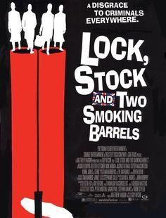Jogos, Trapaças e Dois Canos Fumegantes (Lock, Stock and Two Smoking Barrels, Guy Ritchie)