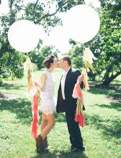 「ネクストトレンドはフリンジ・バルーン!」の画像 可愛い結婚式を自分でつくろう  Ameba (アメーバ)