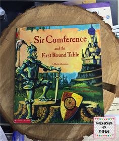 Fabulous in Fifth!: Sir Cumference and AngLegs: Geometry