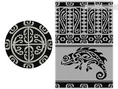 PATTERN: POLYNESIA - Set of wayuu mochila patterns - wayuu bag pattern - mochila bag pattern - tapestry crochet pattern - CHARTED pattern Tapestry Crochet Patterns, Crochet Stitches Patterns, Stitch Patterns, Mochila Crochet, Crochet Tote, Tapestry Bag, Tote Pattern, Etsy App, Brick Stitch