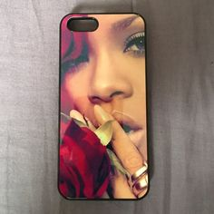 "iPhone 5s case Rihanna case, from album cover ""Loud"" Used Accessories Phone Cases"