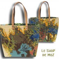 Explosively Colorful Bag, leshopdemoz.com