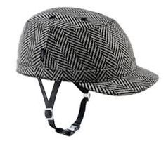 Cool bike helmet by Yakkay  Come in an assortment of hat options.