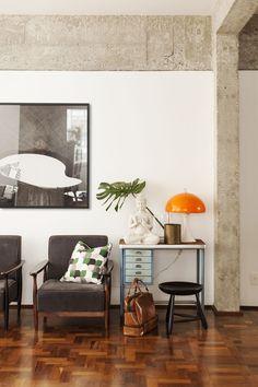 Apartamento em Higienópolis, São Paulo | pelo arquiteto e designer Maurício Arruda