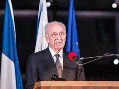 Shimon Peres: Former president of Israel in stable condition after suffering stroke The 93-year-old was rushed to the Sheba Medical Centre in Tel Hashomer
