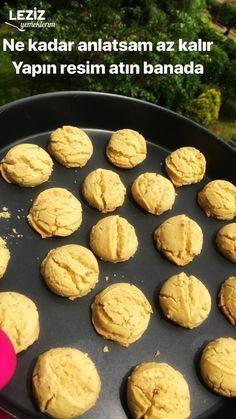 Tahinli Kurabiye (Aşamalı Anlatım) Tahini, Food Words, Food Cakes, Beautiful Cakes, Cake Recipes, Bakery, Muffin, Food And Drink, Cookies