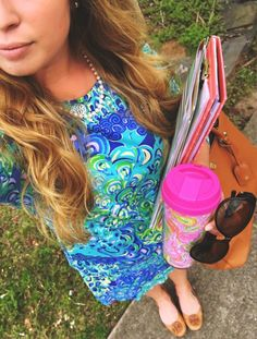 lilly pulitzer style