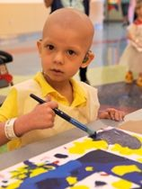 The Denver Art Museum (DAM) and Children's Hospital Colorado have teamed up around the powers of art - its ability to lift spirits, build confidence and create moments of family connections.