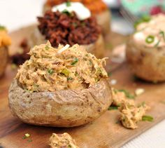 Five Ways To Spice Up A Jacket Potato with Gran Luchito