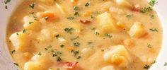 Todo pessoa que está de dieta deve sempre ter várias receitas de sopa à mão. É um prato que é ótimo para perder peso, já que sacia e realmente acrescenta muito poucas calorias. Se, além disso está composta por ingredientes de dieta, muito melhor. Você pode experimentar esta sopa de alho-poró light.