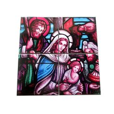I am very happy and proud to present my new mosaic / tile mural: The Nativity of Jesus - now available in my Etsy Store: >>> https://www.etsy.com/listing/553300359 <<<  Two sizes available: - cm 20 x 20 composed by 4 cm 10 x 10 tiles - cm 40 x 40 composed by 4 cm 20 x 20 tiles  Ready to hang. Suitable for indoor or outdoor. Free shipping to selected countries. 100% handmade in Italy with faith and love by @TerryTiles2014.  A wonderful, special and very affordable christmas gift idea for you…