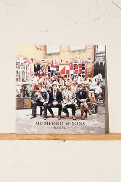 Mumford And Sons - Babel LP