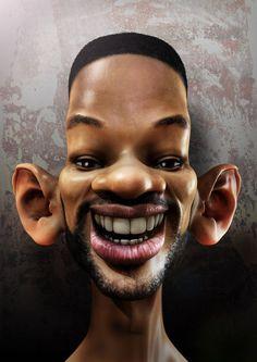 """Aprovechando que regresaron los """"hombres de negro""""; ésta es la más precisa, a mi parecer, de Will Smith"""