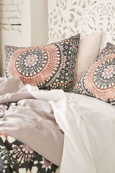Magical Thinking Moroccan Tile Sham Set - Urban Outfitters