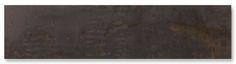 Oceanside porcelain Oxido 6x24 color carbon for herringbone floor pattern