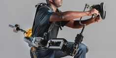 Navy's Exoskeleton Could Make Workers 20 Times More Productive