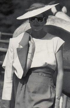 Glamorous Diana
