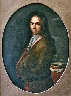 Croatian baroque poet Ivan Gundulić; the oldest known portrait with a cravat, 1622.