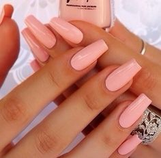 Not usually a fan of long nails but these are gorgeous!