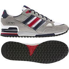 quality design 40d81 f3c2e adidas ZX 750 Shoes Hombre   adidas España Adidas Zx 750, Tenis Adidas,  Adidas