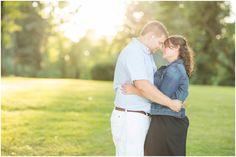 Tudor House Engagement Session - New Franklin, Ohio | Loren Jackson Photography | Photographer Akron Ohio