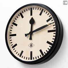 Z02K.info   internet is our sea - theoryofsupply: German Railway Clock, T A...