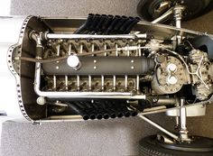 1936 Auto Union Type C - V16, 6.0 Litre Supercharged Engine