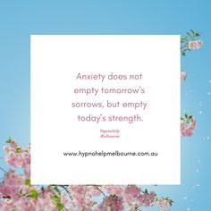 Anxiety is an activation of the body at the body and psychological level in response to a threat. There are different types of anxiety disorders such as phobias, panic attacks, obsessive disorders, post-traumatic stress disorders Types Of Anxiety Disorders, Stress Disorders, Get Rid Of Anxiety, Hypnotherapy, Phobias, Melbourne, No Response, Psychology, Psicologia