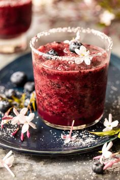 Our 2021 Mother's Day Menu and Entertaining Tips. Cranberry Margarita, Cheese Lasagna, Spring Cocktails, Holiday Cocktails, Half Baked Harvest, Frozen Drinks, Frozen Blueberries, Fresh Lime Juice, The Fresh