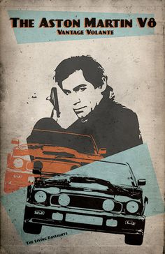 This item is an alternative poster that I designed and was inspired by my favourite movie characters - James Bond. The print features his iconic car - Aston Martin V8 from The Living Daylights.  Are you a huge fan of JB? Check out the entire set: https://www.etsy.com/listing/207833359/james-bond-alternative-poster-set-james?ref=shop_home_active_2  ★ SELECT YOUR SIZE from the drop down list placed under the item name. If you need a specific size, color, etc. that is not in the drop down list…
