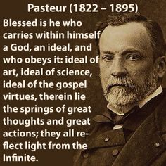 Louis Pasteur, (France), is known for finding the causes and preventions of diseases, and proving the germ theory of diseases, which ushered in the era of modern medicine, and has saved millions of lives.  He discovered the principles of vaccination, fermentation, and pasteurization. He created the first vaccines for anthrax and rabies. He is best known for his invention which treats milk to stop bacterial contamination, a process known as pasteurization.