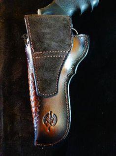 Sportsmans holsters, Hunting holsters, Jeffrey Custom Leather Holsters
