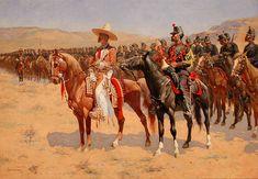 Frederic Remington The Mexican Major