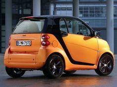 #smart #smartcar #smartcars #fortwo #orange