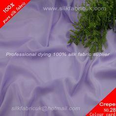 16mm silk crepe de chine fabric-light purple http://www.silkfabricuk.com/16mm-silk-crepe-de-chine-fabriclight-purple-p-453.html