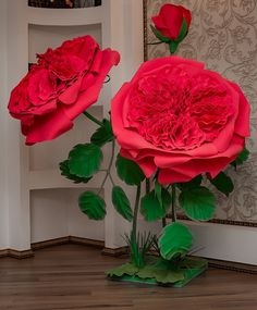 Giant Flowers.  185$
