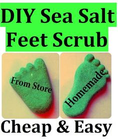 how to make homemade foot spa