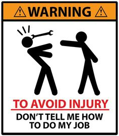 Items similar to Aluminum Sign Warning To Avoid Injury Don't Tell Me How To Do My Job on Etsy Hunting Humor, Little Gifts For Him, Funny Memes, Jokes, Hilarious, Fun Signs, Pokemon, Tell Me, Really Funny